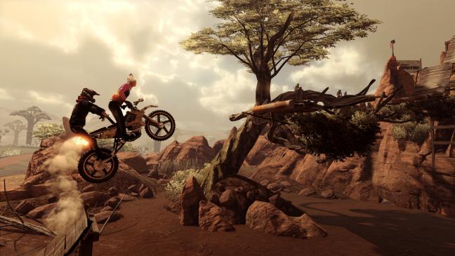 Trials Rising - Screenshots - Bild 5