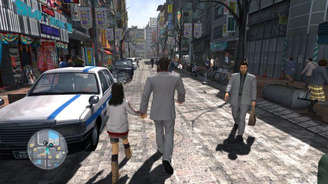 Yakuza Remastered Collection - Screenshots - Bild 5