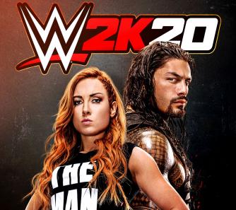 WWE 2K20 - Test