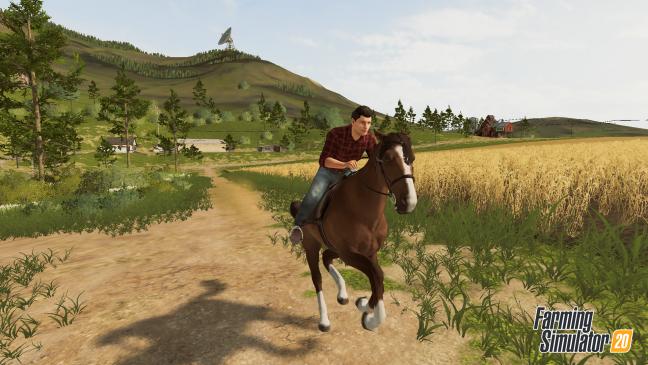 Landwirtschafts-Simulator 20 - Screenshots - Bild 4
