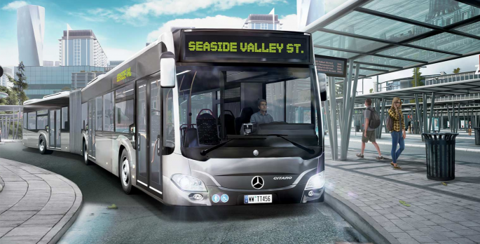 Bus Simulator - Test