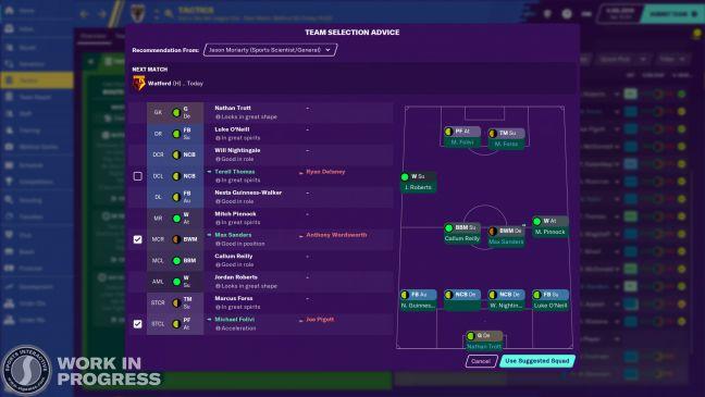 Football Manager 2020 - Screenshots - Bild 1