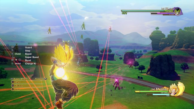 Dragon Ball Z: Kakarot - Screenshots - Bild 19