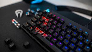 Logitech G Pro X Gaming-Tastatur