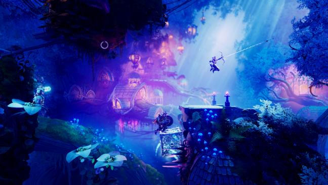 Trine 4: The Nightmare Prince - Screenshots - Bild 1