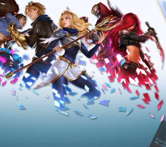 Legends of Runeterra - Preview