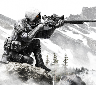 Sniper Ghost Warrior Contracts - Test