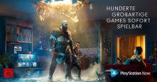PlayStation Now - Gewinnspiel - Gewinnspiel