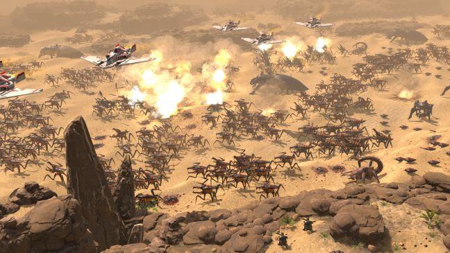 Starship Troopers: Terran Command - Screenshots - Bild 5