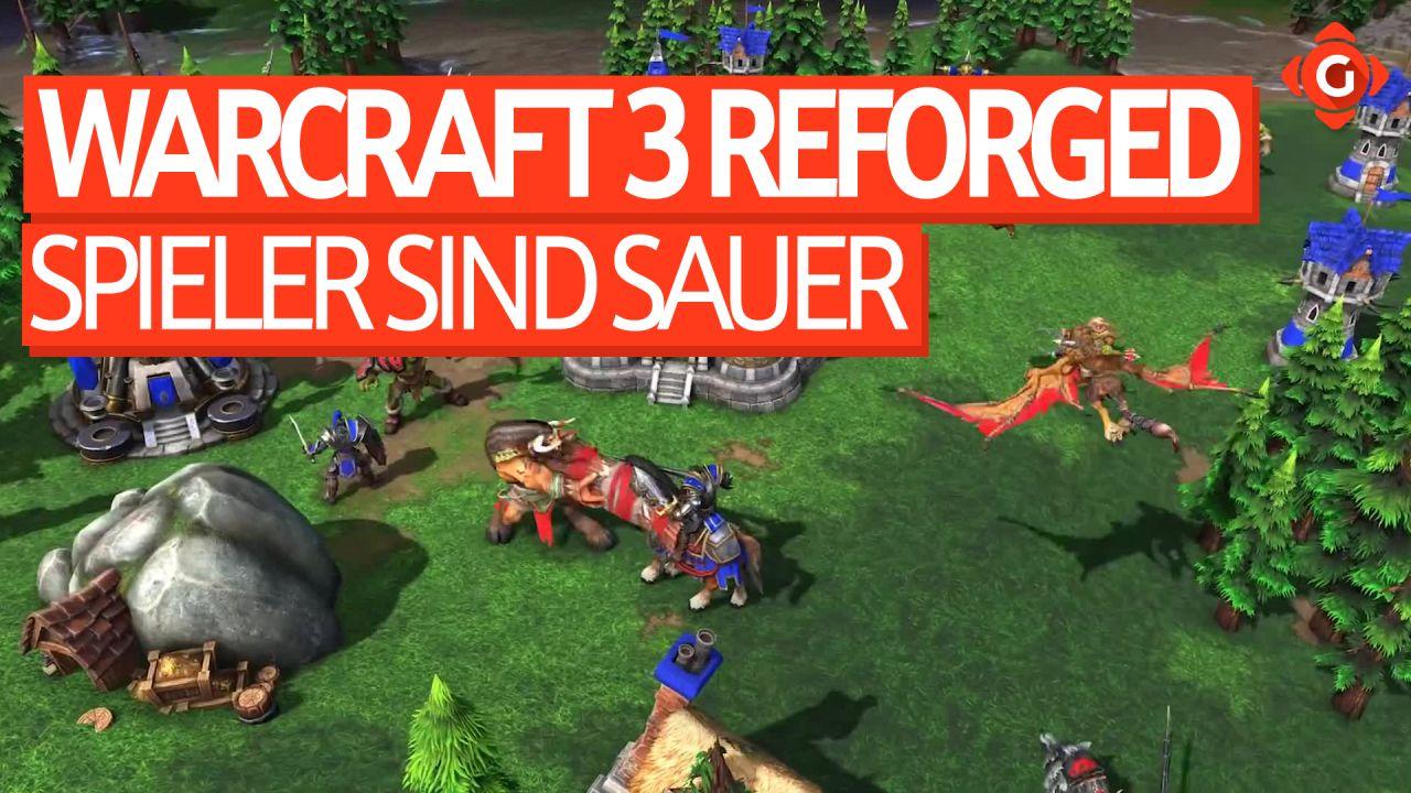 Gameswelt News 30.01.2020 - Mit Warcraft III: Reforged und Pokémon Schwert und Schild
