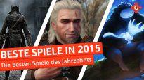 Die besten Spiele des Jahrzehnts - Top 10 Spiele aus 2015