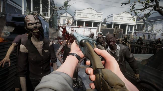 The Walking Dead: Saints & Sinners - Screenshots - Bild 5