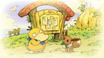 Pokémon Mytersy Dungeon: Rescue Team DX - Artworks - Bild 5