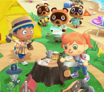 Animal Crossing: New Horizons - Test