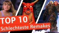 Top 10 - Die 10 schlechtesten Spiele-Remakes