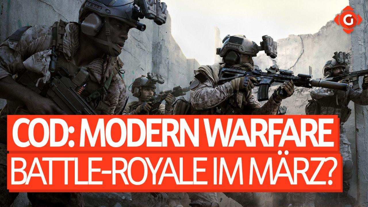 Gameswelt News 18.02.20 - Mit Call of Duty, Final Fantasy VII und mehr