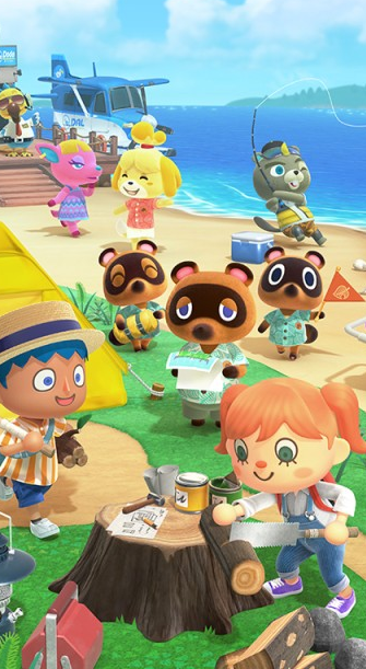 Animal Crossing: New Horizons - Special
