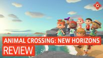 Ab auf die Insel - Video-Review zu Animal Crossing: New Horizons