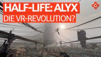 Die VR-Revolution - Video-Review zu Half-Life: Alyx