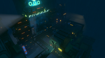 Cloudpunk - Screenshots - Bild 1