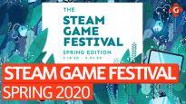 Das Steam Game Festival Spring 2020 - Drei Spiele im Fokus