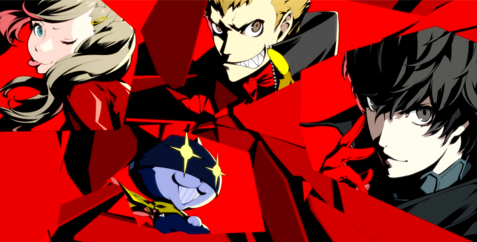 Persona 5 Royal - Test