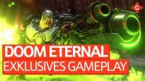 DOOM Eternal - Exklusives Gameplay Mission 4: Doom Hunter Base