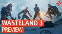 Die perfekte Mischung aus Taktik und RPG? - Video-Preview zu Wasteland 3