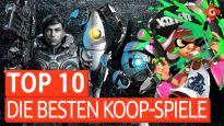Top 10 - Die besten Koop-Spiele