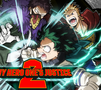 My Hero One's Justice 2 - Test