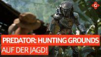 Als Predator auf der Jagd - Eindruck von der Beta zu Predator: Hunting Grounds