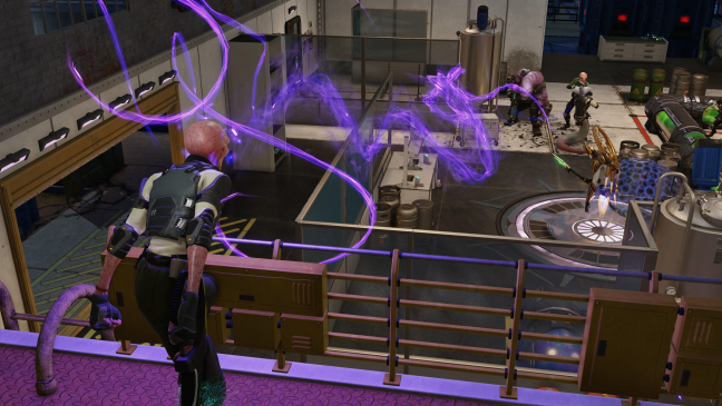 XCOM: Chimera Squad - Screenshots - Bild 11