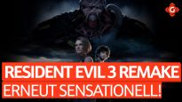 Erneut ein sensationelles Remake. Aber ... - Video-Review zu Resident Evil 3 Remake