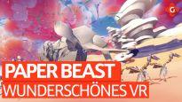 Eines der schönsten Spiele des Jahres - VR-Zockseesion zu Paper Beast