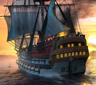 Port Royale 4 - Test