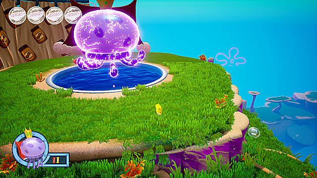 SpongeBob Squarepants: Battle for Bikini Bottom - Rehydrated - Screenshots - Bild 4