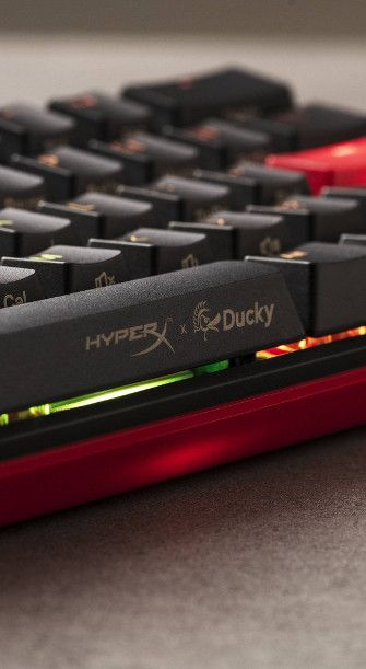 HyperX x Ducky One 2 Mini - Test