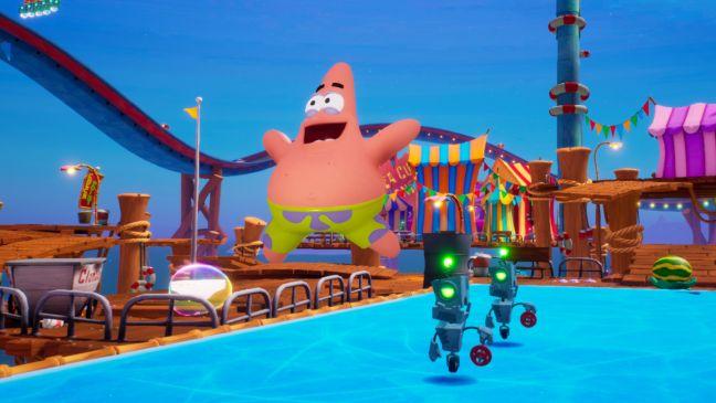 SpongeBob Squarepants: Battle for Bikini Bottom - Rehydrated - Screenshots - Bild 7