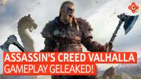 Gameswelt News 06.07.2020 - Mit Assassin's Creed Valhalla, Horizon Zero Dawn und mehr
