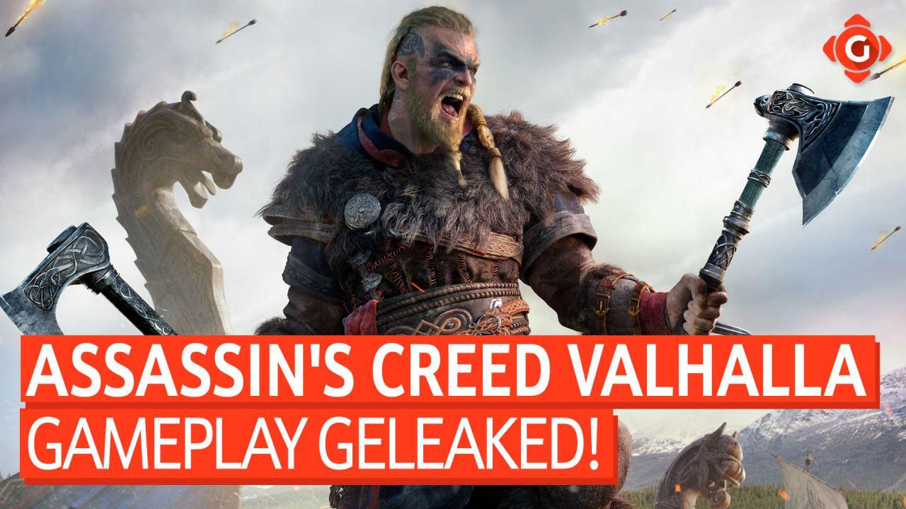 Gameswelt News 06.07.2020 - Mit Assassin's Creed Valhalla, Horizon Zero Dawn und mehr