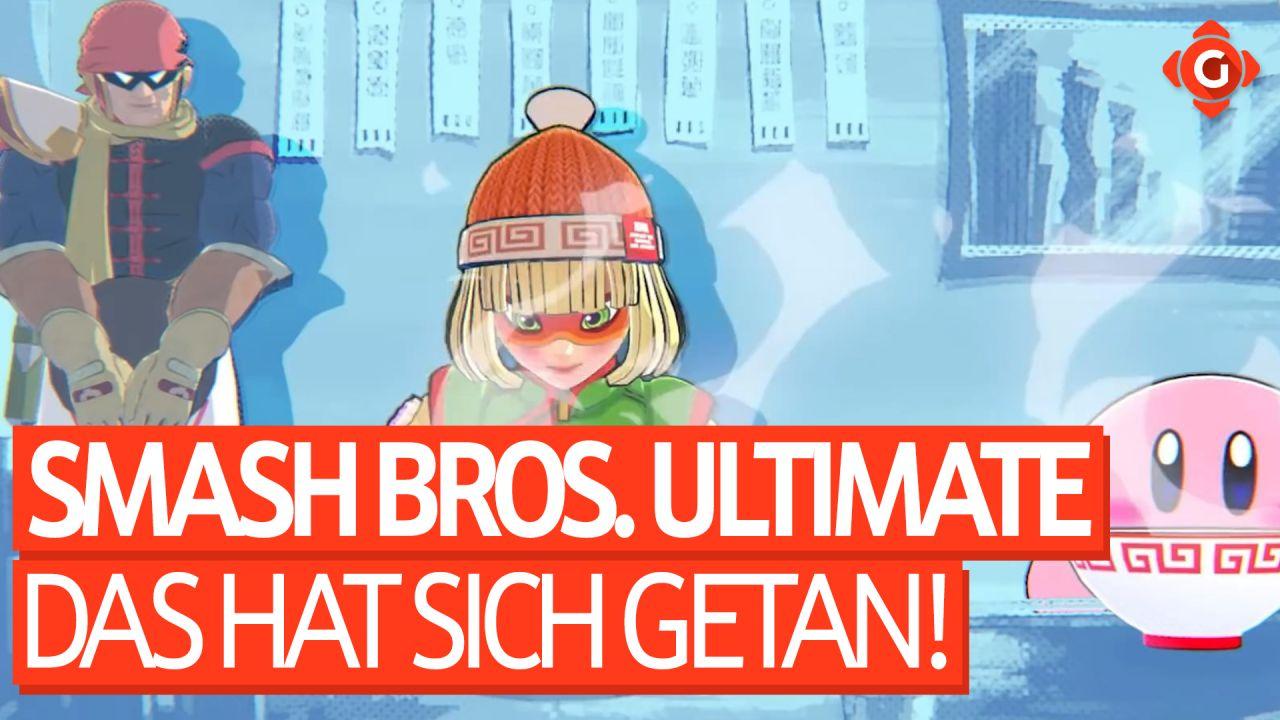 Super Smash Bros. Ultimate - 1,5 Jahre voller Neuerungen