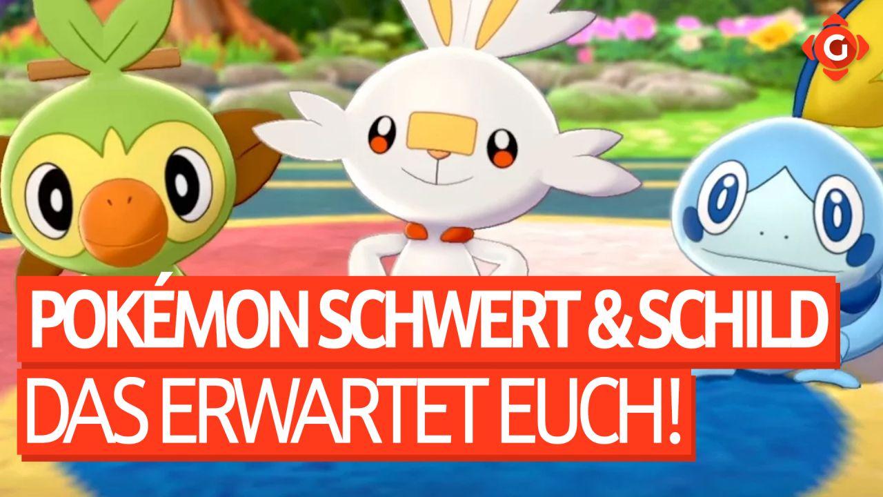 DAS erwartet euch in der Galar-Region! - Pokémon Schwert & Schild