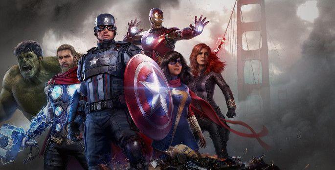 Marvel's Avengers - Test