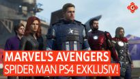 Gameswelt News 04.08.2020 - Mit Marvel's Avengers, Playstation 5 und mehr