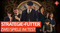 Neues Futter für Taktik-Freunde - Peaky Blinders: Mastermind und Company of Crime im First-Look
