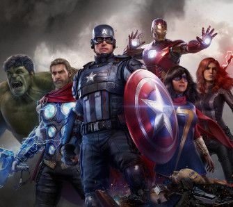 Marvel's Avengers - Test