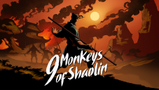9 Monkeys of Shaolin - Video