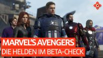 Die Heldentruppe im Beta-Check - Beta-Preview zu Marvel's Avengers
