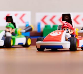 Mario Kart Live: Home Circuit - Test