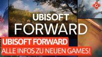 Gameswelt News 11.09.2020 - Mit Ubisoft Forward, Ninja und mehr
